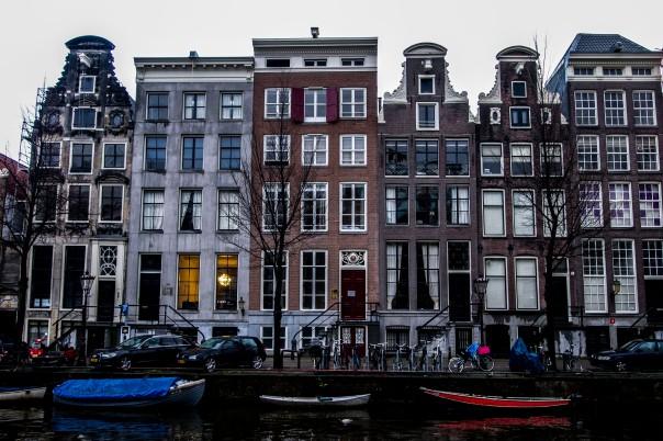 Amsterdam, Netherlands, 2012